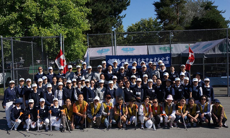 Buddhist Compassion Relief Tzu Chi Foundation Canada Donates $40,000 for Richmond Hospital Foundation's COVID-19 Response Fund