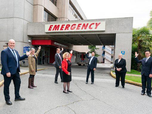 ACT NOW 新急症護理大樓籌款行動 進展報告 – 第六期