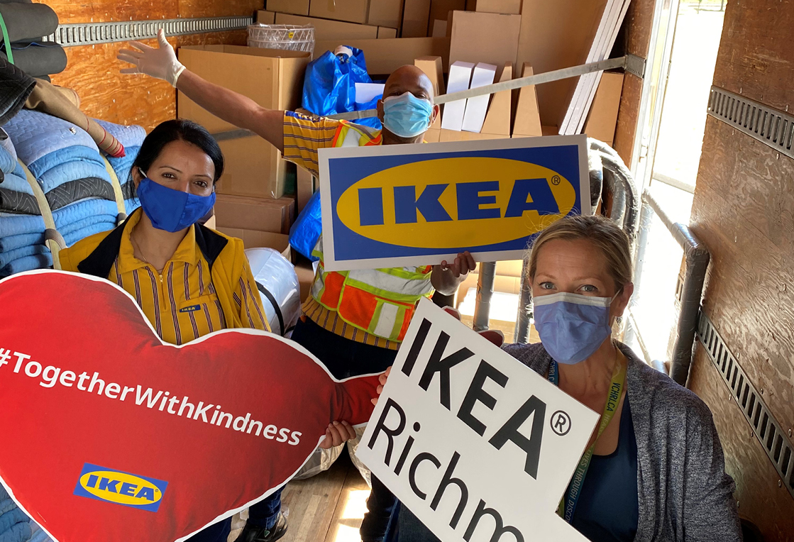 IKEA Canada is Dedicated to Making an Impact on Health Care in Their Community