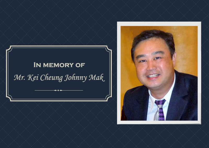 Mr. Kei Cheung Johnny Mak Memorial Fundraiser
