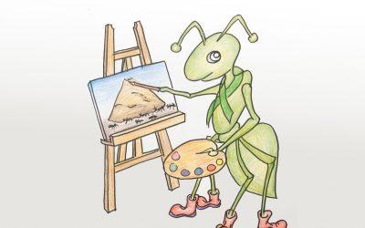 Little Ants Art Exhibition